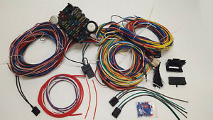 Gearhead Delco 1961 1964 Chevrolet Chevy Impala Bel Air Biscayne Wiring Wire Kit