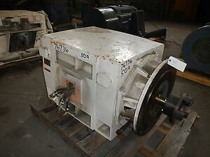 500 Hp General Electric Motor 1780 Rpm 509dz Frame Dp 460 V 1 15 S f