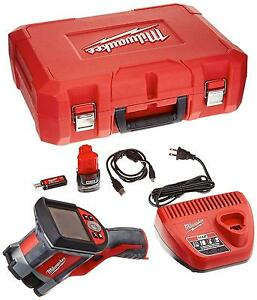 Milwaukee 2260 21 M12 160 X 120 Thermal Imager Kit