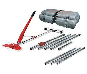 Roberts 10 254v Value Kit Power lok Carpet Stretcher With 17 Locking