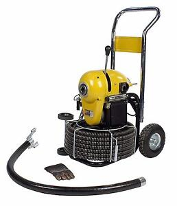 Steel Dragon Tools K1500a Sewer Line Pipe Drain Cleaning Machine Fits Ridgid
