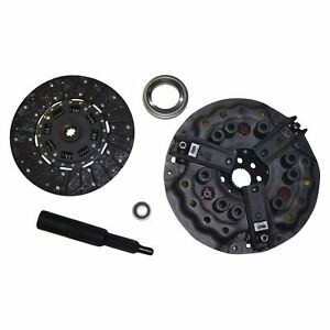 Fd11p15rd Double Clutch Kit For Ford Tractor 231 2000 2600 3000 3600 4010 4400
