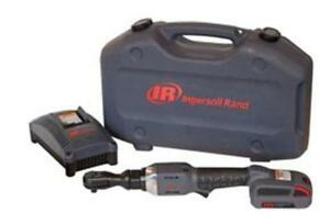 Ingersoll Rand 1 2 Cordless Ratchet Kit With 1 Battery Ir R3130 K12