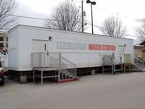 10 x54 Mobile Office Trailer Mobile Classroom Construction Trailer