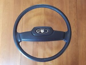 1985 Jaguar Xjs Steering Wheel Original Black
