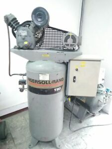 Air Compressor 200psi To 5hp Electric Motor 220v 5hp To 60hz 50gal
