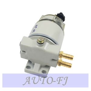 Af Fuel Fittings Marine Spin On Fuel Filter Water Separator R12t For Racor New