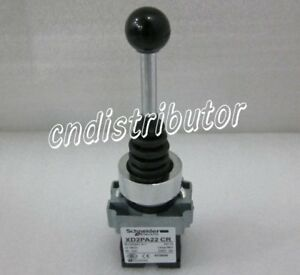 New In Box Schneider Joystick Switch Xd2pa22cr Qty 3 Per Lot 1 year Warranty