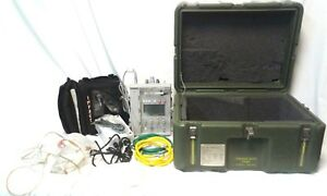 Impact Eagle Uni vent 754 m Portable Ventilator Power Supply In Hardigg Case