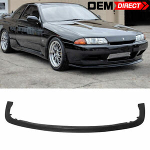 For 08 10 Scion Xb 4 Door St Style Front Bumper Lip Chin Spoiler Polyurethane