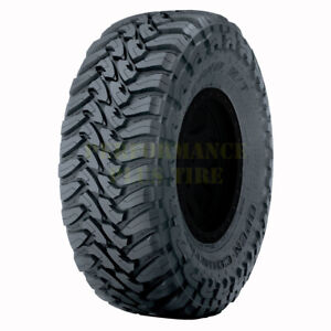 Toyo Open Country M t 33x12 50r20lt 119q 12 Ply quantity Of 2