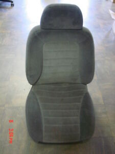 96 98 Jeep Grand Cherokee Cloth Grey Manual Right Front Passengers Seat Rh