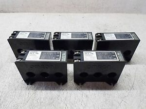 Omron Current Converter Set 3a lot Of 5