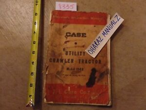 Case 310d Utility Crawler Tractor Instruction Operator s Manual 9 294