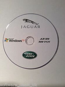 Jaguar Land Rover Jlr Ids Sdd V131 03 Fully Activated With Login Password