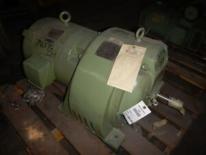 25 Hp Dynamatic Variable Speed Electric Motor 910 100 1765 Rpm 110 V Clutch