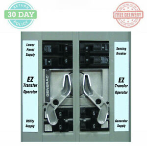 Ez Transfer Switch Operator Field Genready Load Center Hybrid Electrical Panel