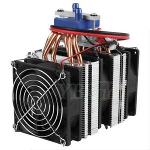 Thermoelectric Peltier Refrigeration Water Chiller Cooling System Cool 180w Xxx