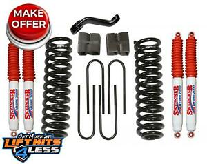 Skyjacker 174bk h 4 Lift Kit W hydro Shocks For 78 1979 Ford Bronco 4x4
