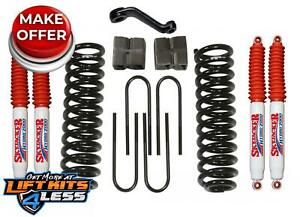 Skyjacker 174ebk H 5 Lift Kit W Hydro Shocks For 66 1977 Ford Bronco 4x4