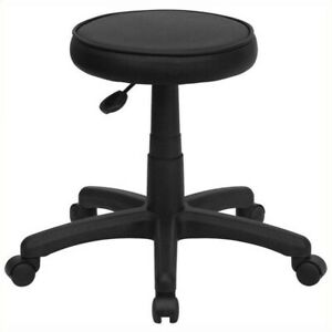Flash Furniture Medical Ergonomic Stool In Black