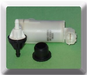 Electric Windshield Washer Pump Fits Infinti Nissan
