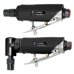 Air Die Grinder Kit 1 4 Collets 22 000 Rpm With Mini Angle Grinder Straigh