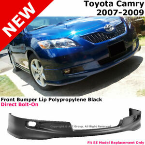 Front Bumper Spoiler Lower Lip Se Style Replacement For 2007 2009 Toyota Camry