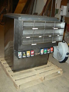 Cornelius Remcor Db275s bz Soda Fountain Dispenser 8 Head With 275 Pound Ice Bin