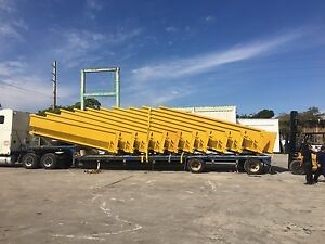 30 Yd Roll Off Containers dumpsters Reinforced Gates Anticorrosive Protection