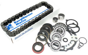 Jeep 231 Np231j Transfer Case Rebuild Bearing Chain Kit 1994 On 16mm Bk 231jd