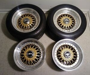 4 16 Are 398 Mesh Wheels 5x120 5x4 75 Bbs Rs Ccw Hre Work Weds Rays Volk Rare