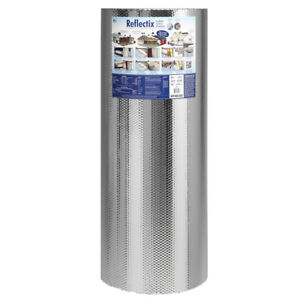 Reflectix 400 sq Ft Reflective Roll Insulation 48 in W X 100 ft L