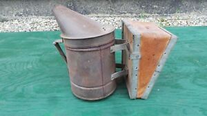 Vintage Bee Keepers Smoker Beehive Smoker Puffer Jones Bedford Quebec
