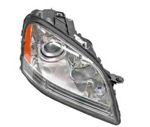 Mercedes Ml Headlamp Headlight Light Lamp Assembly W o Xenon Right O e m New