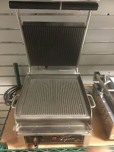 Star Gx10ig grill Express Commercial Panini Press Cast Iron