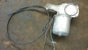 Mgb 68 80 Original Wiper Motor