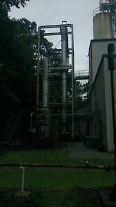 Flash Dryer 6000lbs An Hour Going From 20 To 10