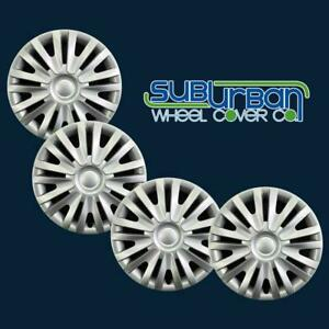 2010 2014 Volkswagen Golf Style 15 Replacement Vw Hubcaps 507 15s New Set 4