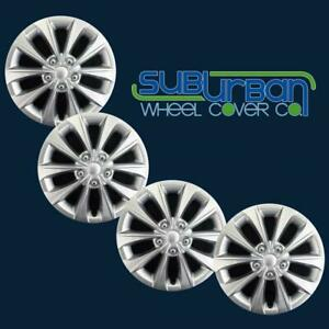 15 17 Toyota Camry Style 6505 sm 16 Replacement Hubcaps Wheel Covers New Set