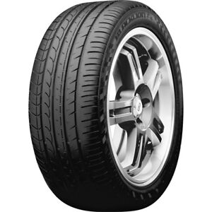 1 One Single Black Lion Tire 195 55r15 82l Brand New For Wheel Wheels Tires