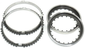 Nv4500 1 2 Inner Outer Synchro Ring Set Dodge Chevy Gm Transmission 334701d