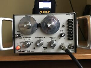 Wavetek 2001a Sweep Signal Generator Looks Great