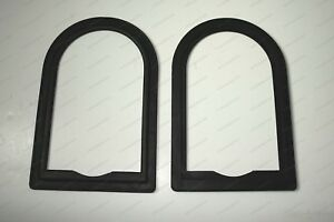 1951 Lincoln Cosmopolitan Tail Light Lamp Rubber Mounting Pad Pair