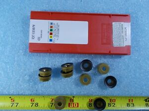 New Sandvik Rcmt 1606 Mo pm Grade 4230 Carbide Indexable Insert Box Of 10 Pieces