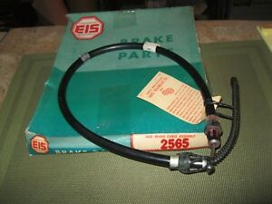 New 1967 69 Ford Thunderbird Rear Brake Cable Made In Usa