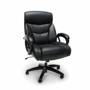 Big Tall Leather Executive Chair
