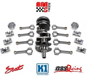 Budget Forged Rotating Assembly W K1 Crankshaft Chevrolet Gen Iii Iv Ls