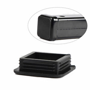 Universal Trailer Hitch Ball Mount Receiver Cover 2 Inch Mud Dirt Protect Black