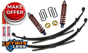 Skyjacker 3 Lift Kit W hydro Shocks For 98 04 Toyota Tacoma pre runner 2wd